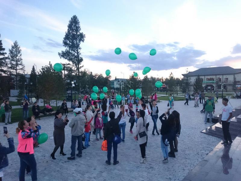 Всероссийский день трезвости в Туве